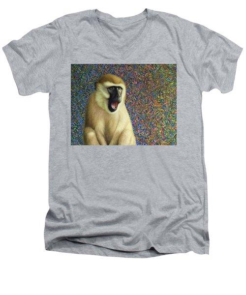 Speechless Men's V-Neck T-Shirt