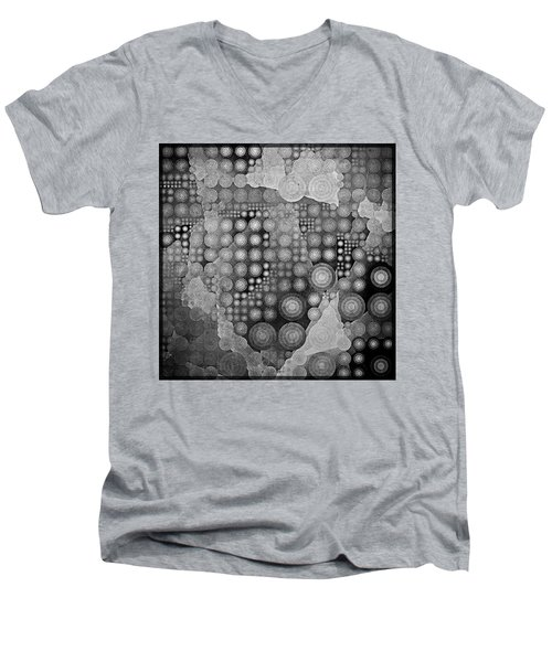Spheroid II Men's V-Neck T-Shirt