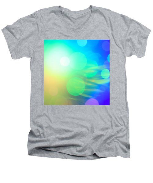 Spirit In The Sky Men's V-Neck T-Shirt