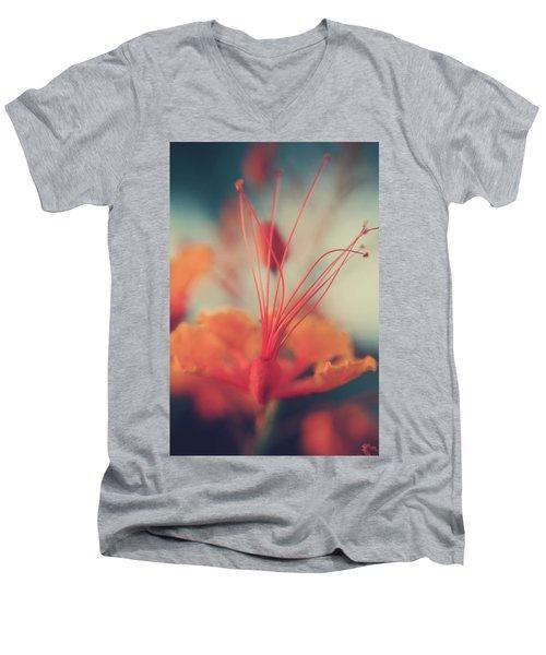 Spread The Love Men's V-Neck T-Shirt