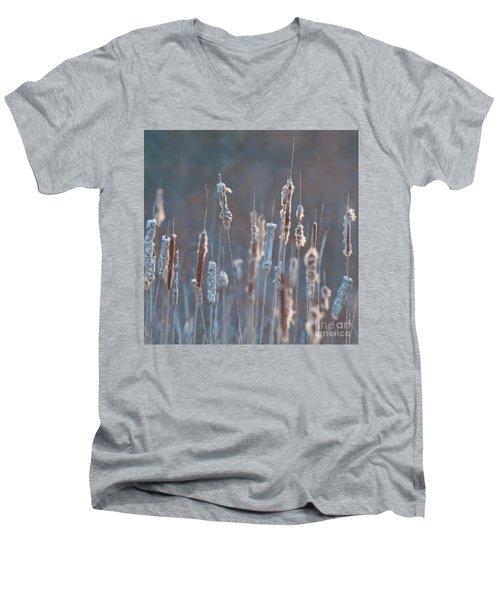 Spring Whisper... Men's V-Neck T-Shirt