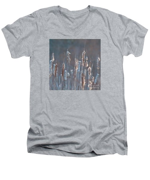 Spring Whisper... Men's V-Neck T-Shirt