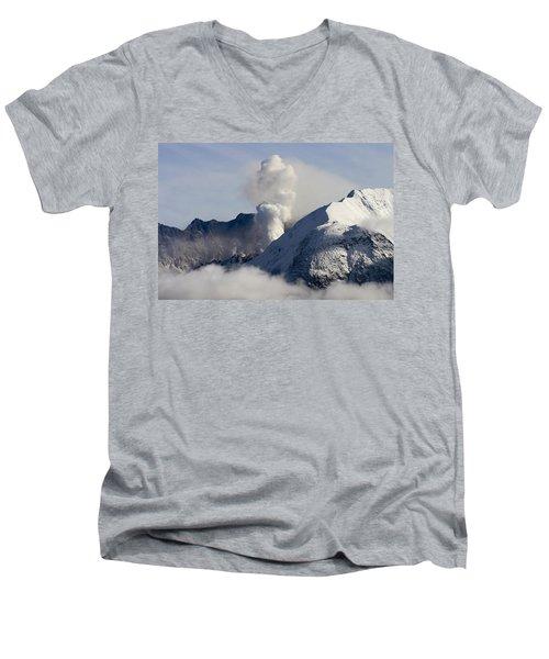 St Helens Rumble Men's V-Neck T-Shirt