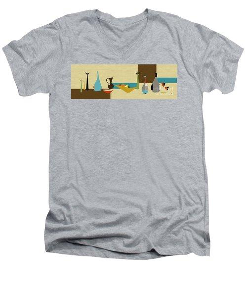 Still Life Men's V-Neck T-Shirt