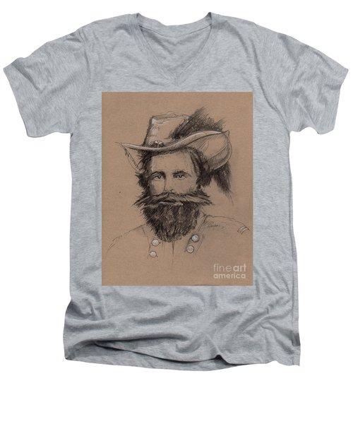 Stuart's Rebuke Men's V-Neck T-Shirt