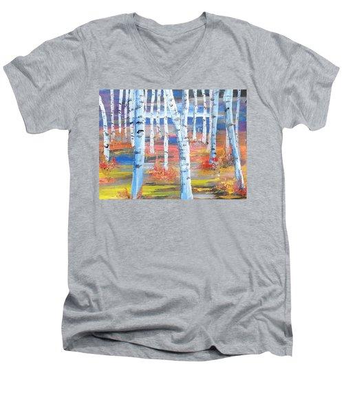 Subconscious Friends Men's V-Neck T-Shirt