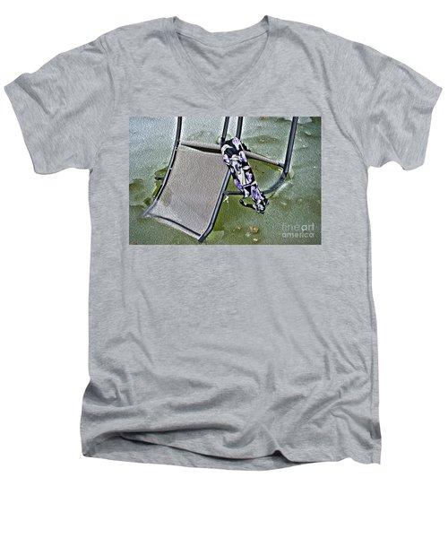 Summer Forgotten Men's V-Neck T-Shirt