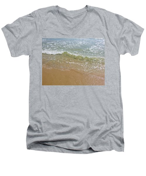 Summer Sea 2 Men's V-Neck T-Shirt