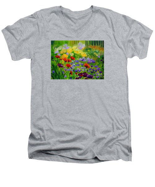 Summer Show Men's V-Neck T-Shirt