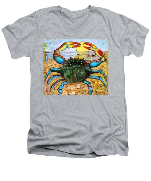 Summer Solstice Men's V-Neck T-Shirt
