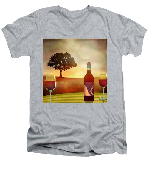 Summer Wine Men's V-Neck T-Shirt