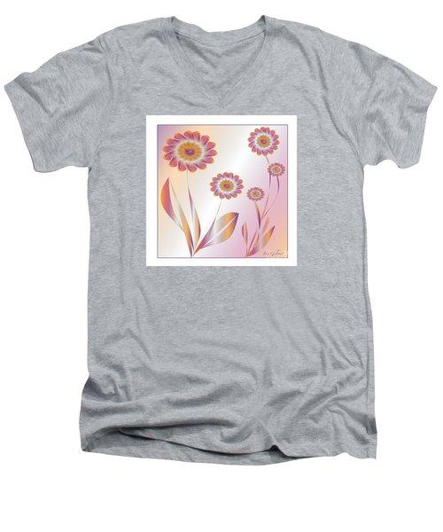 Summerwork Duvet Cover And Pillow Men's V-Neck T-Shirt
