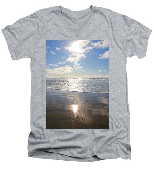Sun And Sand Men's V-Neck T-Shirt