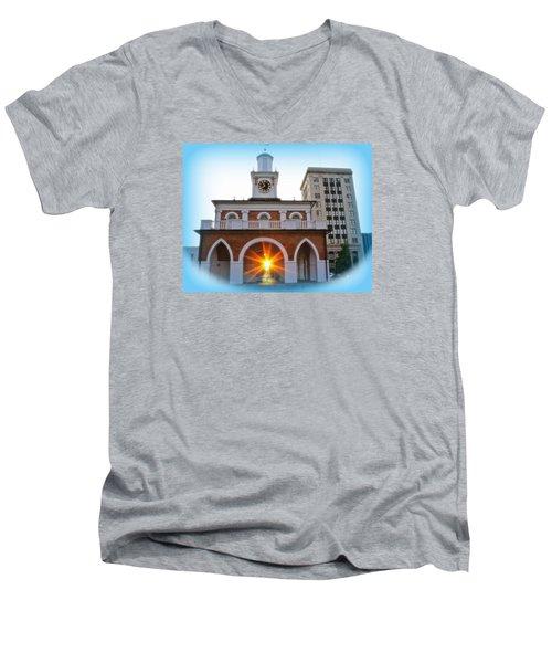 Historic 1 Men's V-Neck T-Shirt