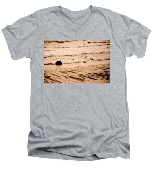 Sunset Palette Wreck Beach Men's V-Neck T-Shirt