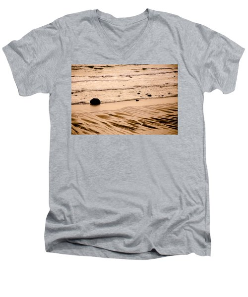 Sunset Palette Wreck Beach Men's V-Neck T-Shirt