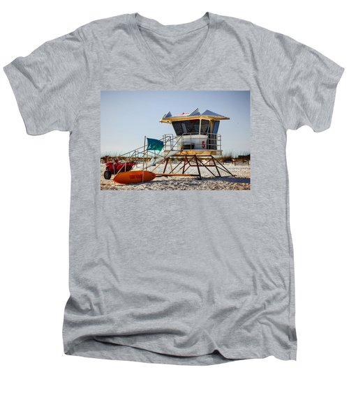 Surf Rescue Men's V-Neck T-Shirt