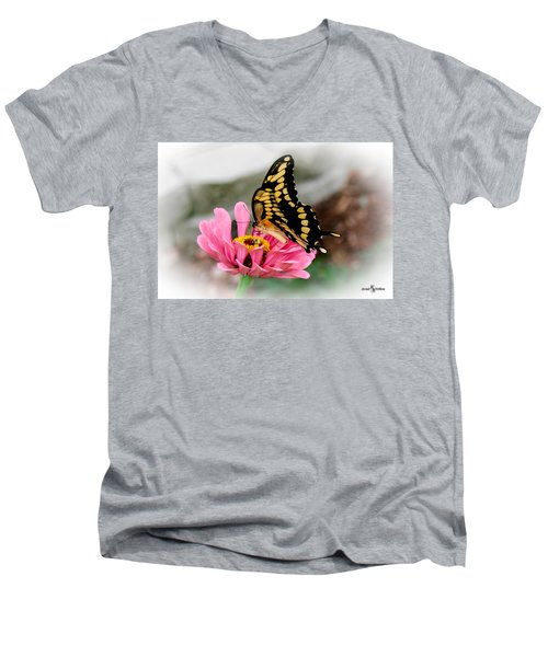 Sweet Delicacy Men's V-Neck T-Shirt