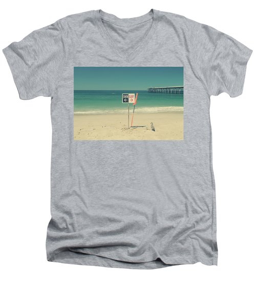 Swim And Surf Men's V-Neck T-Shirt