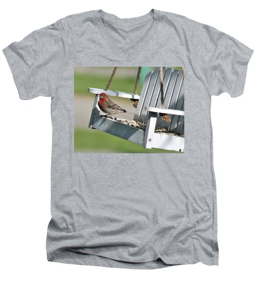 Swingin' Men's V-Neck T-Shirt