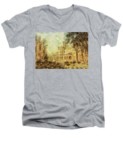 Sybillas Palace Men's V-Neck T-Shirt
