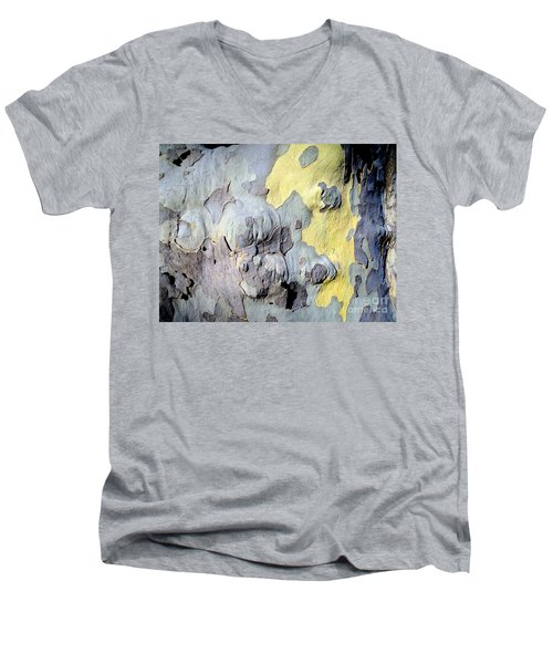 Sycamore Camouflage Men's V-Neck T-Shirt