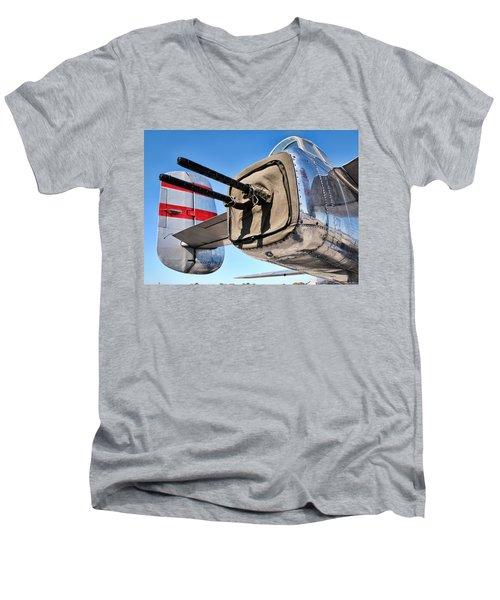 Tail Gunner Men's V-Neck T-Shirt