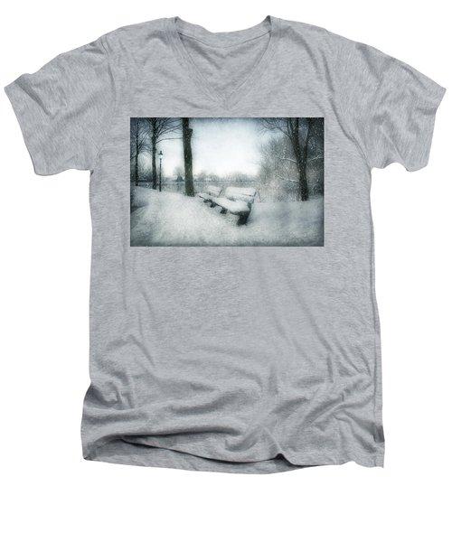 Take A Seat Men's V-Neck T-Shirt