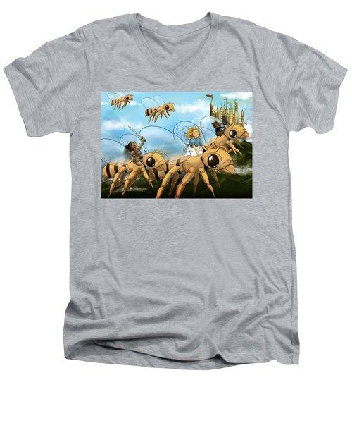 Tammy In Polynesia Men's V-Neck T-Shirt