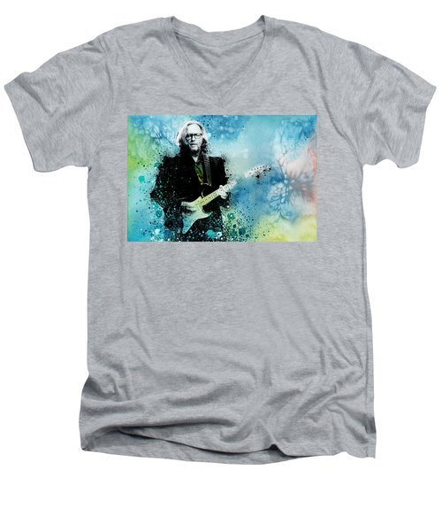 Tears In Heaven 3 Men's V-Neck T-Shirt