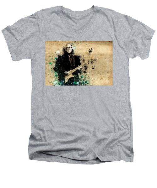 Tears In Heaven Men's V-Neck T-Shirt