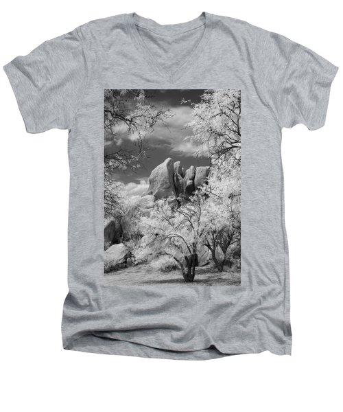 Texas Canyon  Men's V-Neck T-Shirt