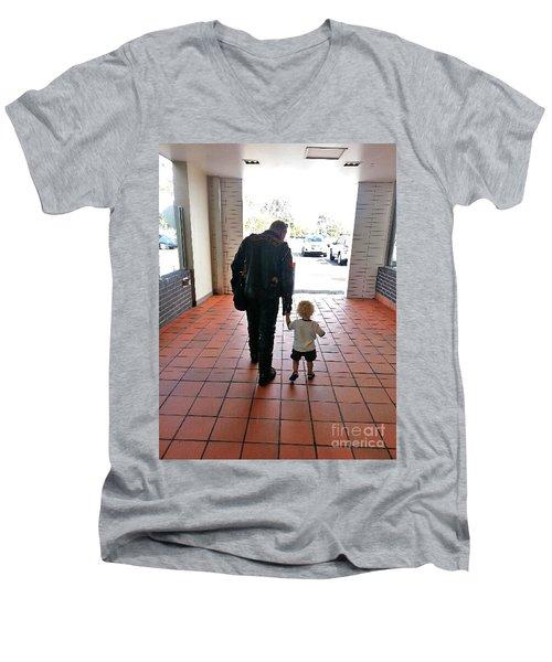 That Defining Moment Men's V-Neck T-Shirt