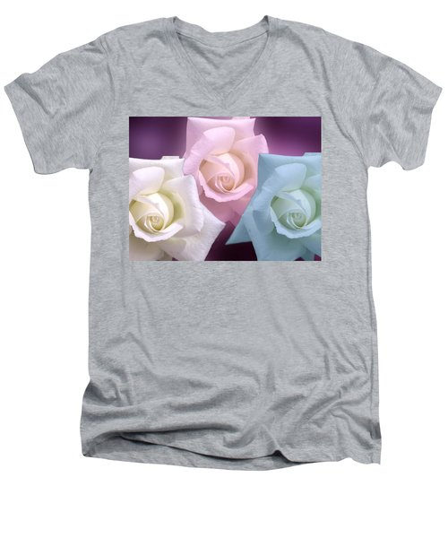 The 3 Graces Men's V-Neck T-Shirt