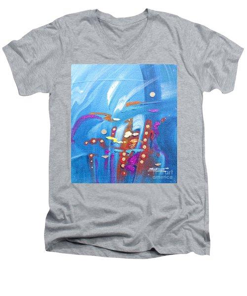 The Abyss Men's V-Neck T-Shirt