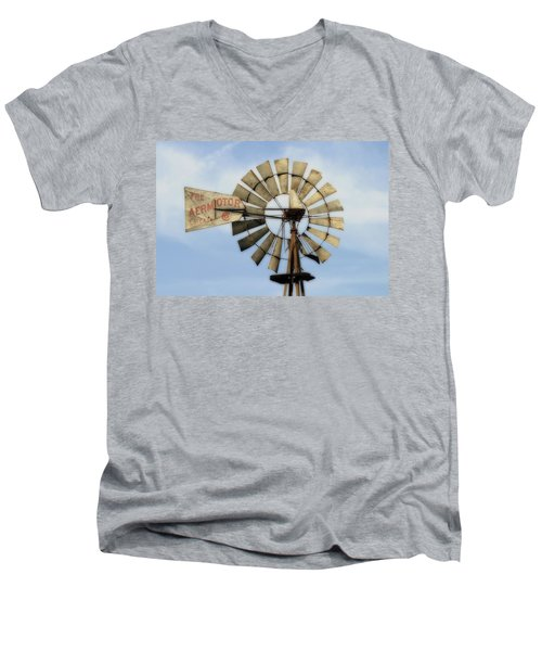 The Aermotor Company Men's V-Neck T-Shirt
