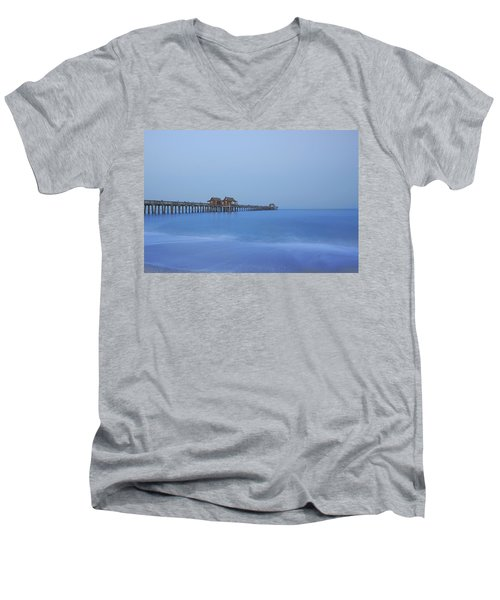 The Blue Hour Men's V-Neck T-Shirt