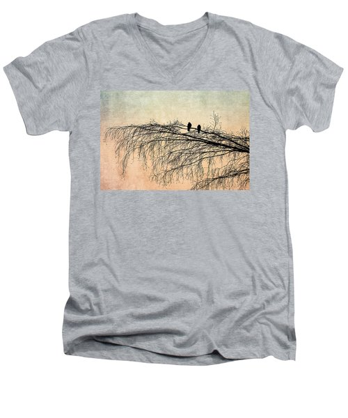The Branch Of Reconciliation 2 Men's V-Neck T-Shirt