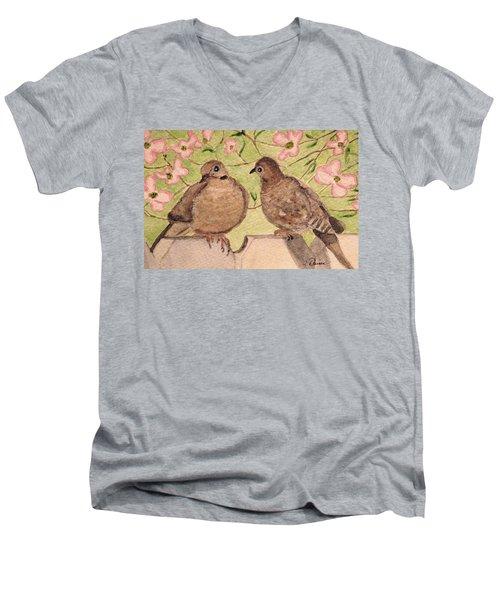 The Courtship Men's V-Neck T-Shirt
