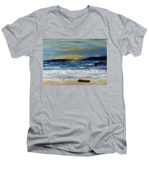The Cove Men's V-Neck T-Shirt