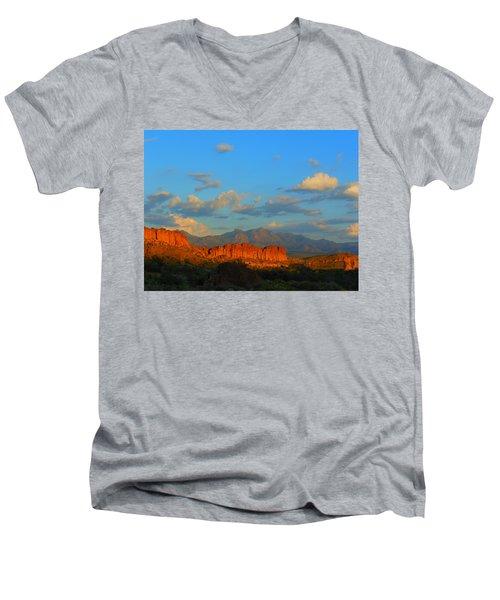The Endangered West Men's V-Neck T-Shirt