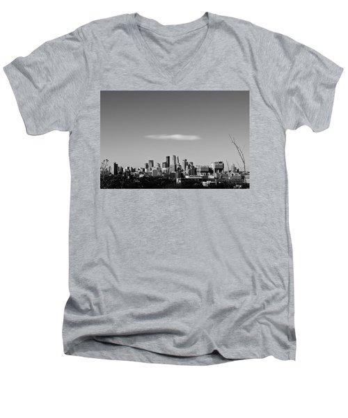 The Erector Set Men's V-Neck T-Shirt