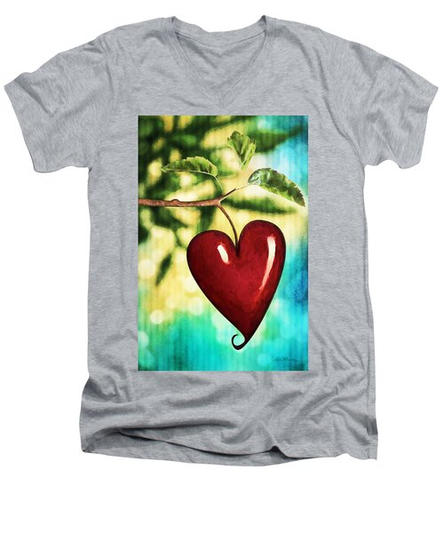 The Fruit Of The Spirit Men's V-Neck T-Shirt