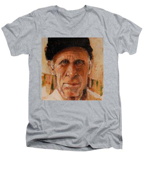 The Gillie Men's V-Neck T-Shirt