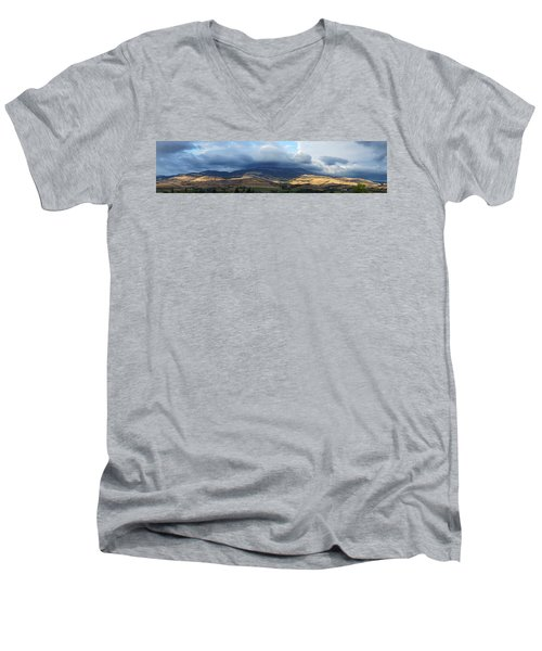 The Hills Of Ashland Men's V-Neck T-Shirt