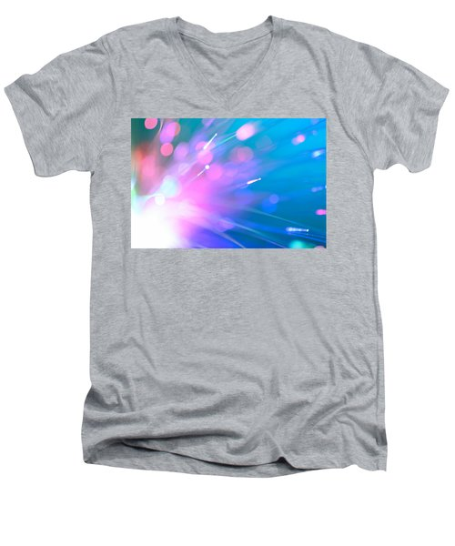 The Inner Light Men's V-Neck T-Shirt