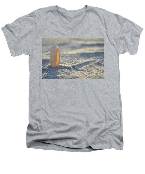 The Lettered Olive Men's V-Neck T-Shirt