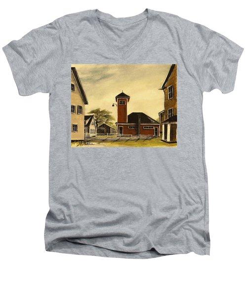 The Meeting House Men's V-Neck T-Shirt