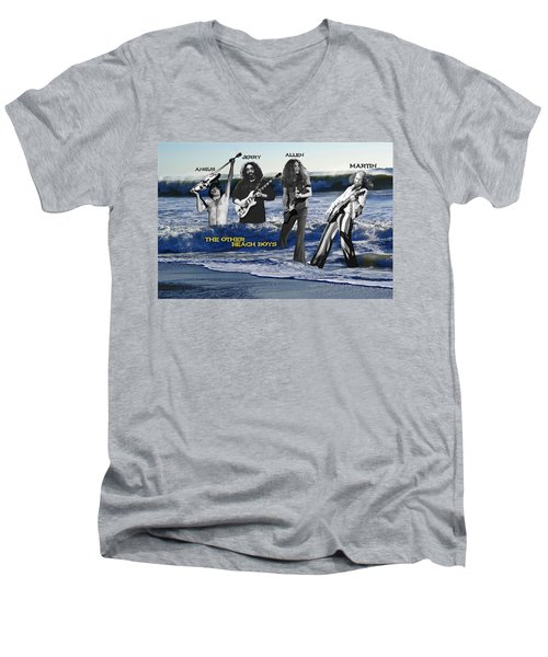 The Other Beach Boys Men's V-Neck T-Shirt
