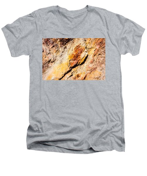 The Other Side Of The Mountain Men's V-Neck T-Shirt